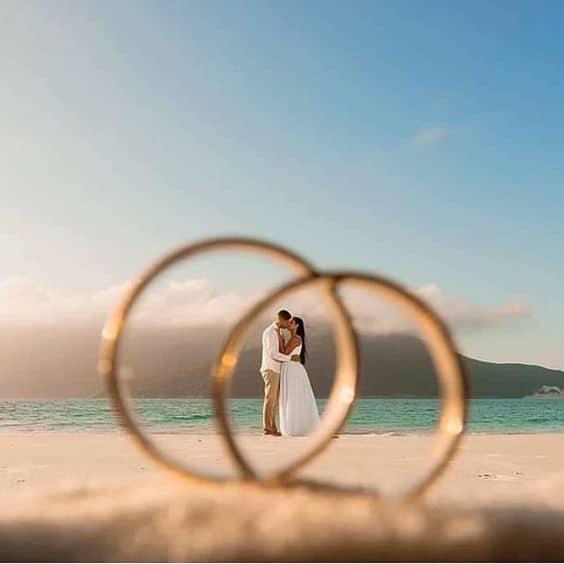 Ideas para fotos que debes intentar en tu boda - ¡A ponerse creativos!