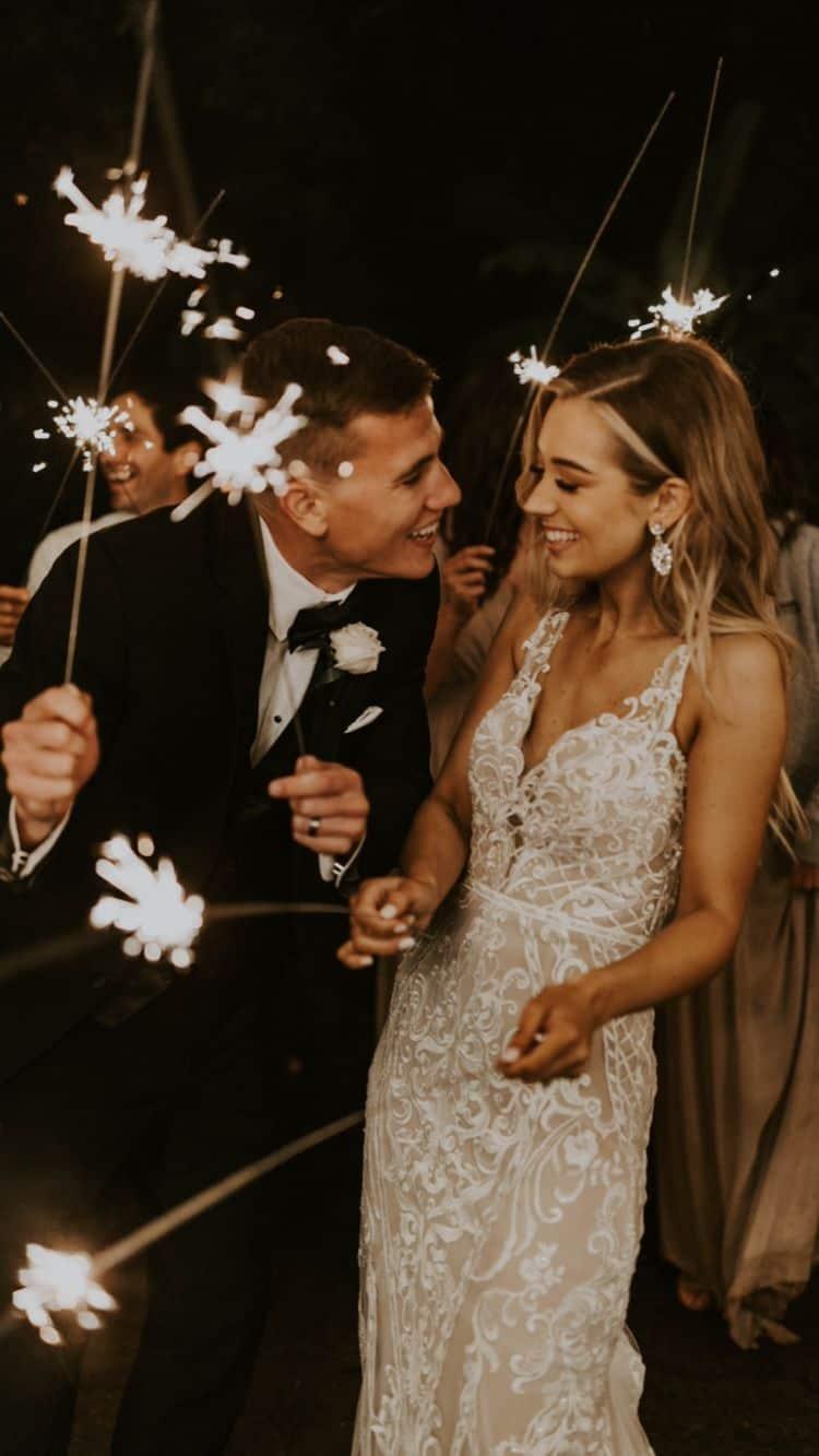 Ideas para fotos que debes intentar en tu boda - El día de la fiesta